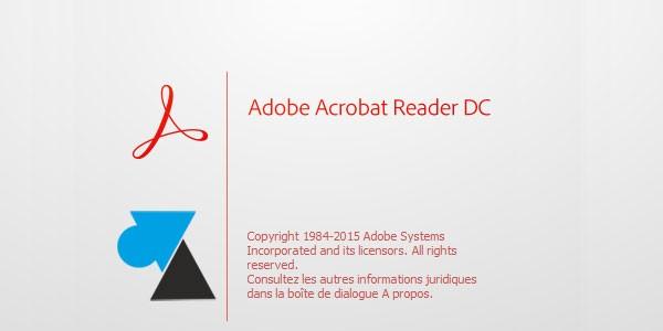 Télécharger l'installation hors ligne de Adobe Acrobat Reader