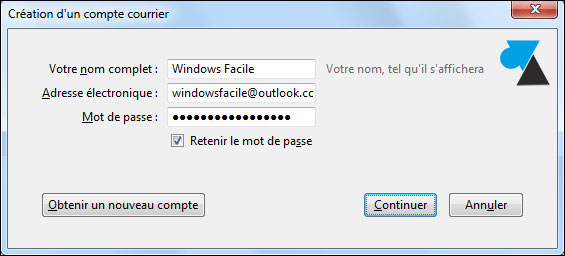 tutoriel Mozilla Thunderbird installer configurer logiciel mail courrier