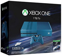 Console Xbox One Forza Motorsport 6