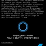 tutoriel configurer installer smartphone Windows 10 Mobile Nokia Microsoft Lumia Cortana