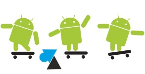 tutoriel Android WF logo skate
