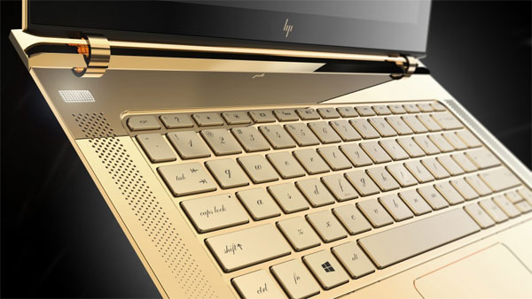 HP Spectre 2016 ordinateur portable le plus fin du monde
