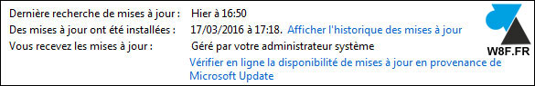 tutoriel WSUS Windows Server Update Services
