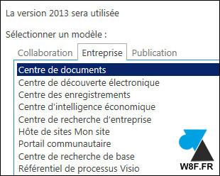 tutoriel configuration SharePoint Server
