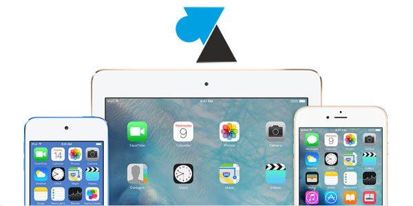 iPhone / iPad : désactiver (ou activer) l'assistant Siri