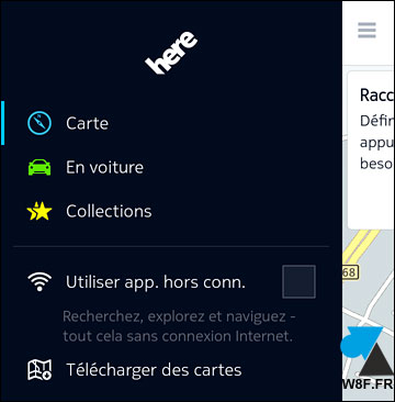 telecharger carte gps pour android