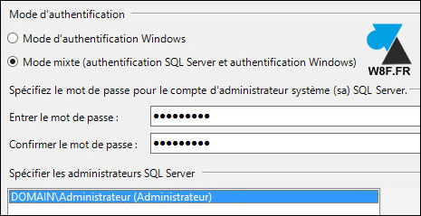 tutoriel installer SQL Server 2016
