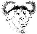 gnu unix logo