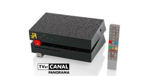 Free Freebox Revolution my Canal Panorama