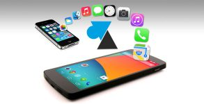 tutoriel migration iPhone vers Android Google