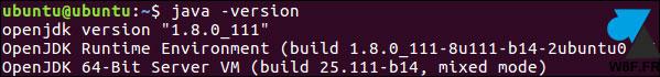tutoriel installer java openjdk linux ubuntu debian