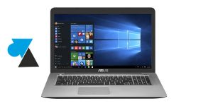 photo laptop Asus ordinateur portable