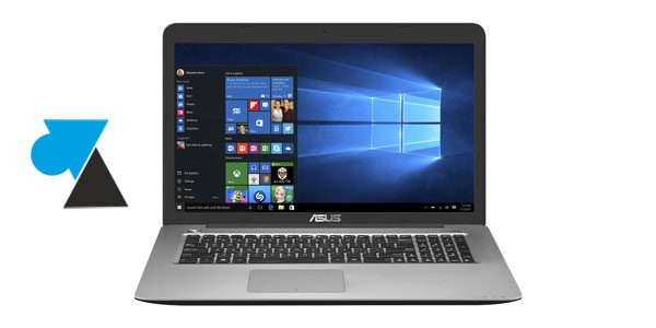 installer windows 10 sur un ordinateur asus. Black Bedroom Furniture Sets. Home Design Ideas