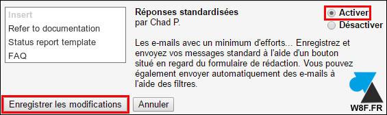 tutoriel Google Gmail reponse automatique