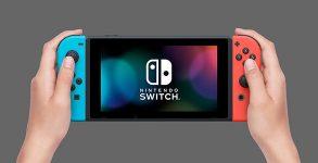 photo console de jeu Nintendo Switch