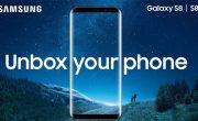 Présentation Samsung Galaxy S8 et S8+