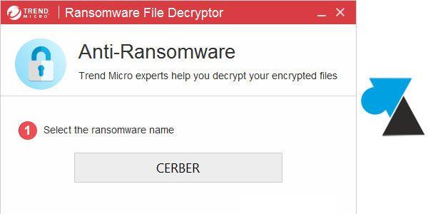 Récupérer des fichiers verrouillés par un ransomware