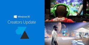tutoriel Windows 10 Creators Update 1703 W10CU