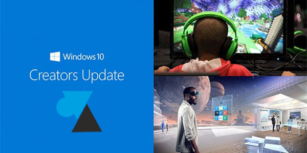 Télécharger et installer la mise à jour Windows 10 Creators Update 1703