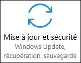 tutoriel Windows 10 Mise à jour et sécurité