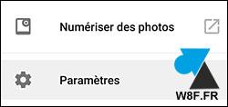 tutoriel sauvegarde automatique photo Android Google Photos
