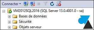 numero version build SQL Server
