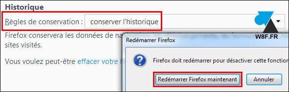 tutoriel Mozilla Firefox afficher onglets fenetres utilises