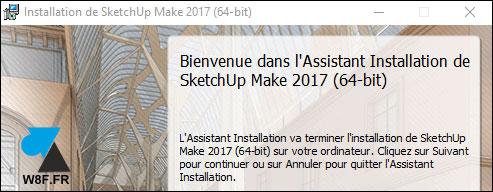 tutoriel telecharger installer SketchUp