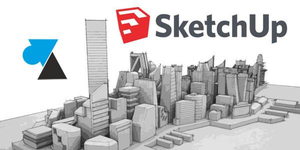installer le logiciel gratuit de mod lisation sketchup. Black Bedroom Furniture Sets. Home Design Ideas