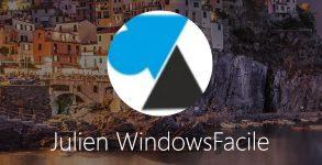 tutoriel Windows 10 avatar photo image session profil