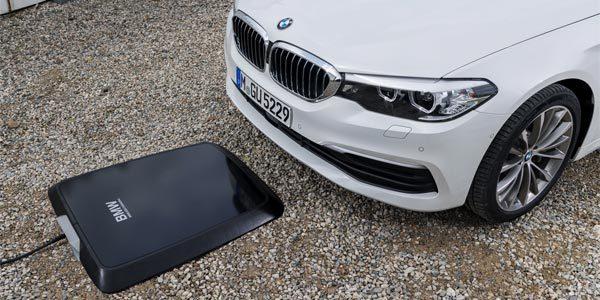La recharge sans fil pour voitures électriques