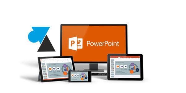 Enregistrer un diaporama PowerPoint en vidéo
