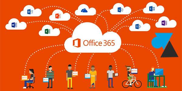 Supprimer la photo de profil Office 365
