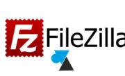 FileZilla : récupérer un mot de passe perdu