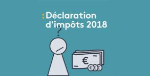 explication declaration impots 2018 2019