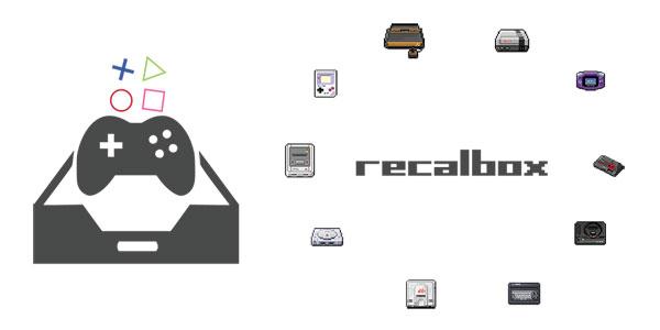 tutoriel recallbox os recallboxos raspberry pi
