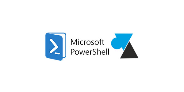 WF Windows PowerShell tutoriel