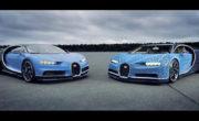 Une Bugatti Chiron en Lego