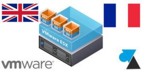 tutoriel VMware vSphere hyperviseur ESXi VM