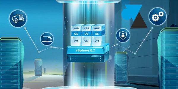 VMware ESXi / vSphere 6.7 : changer heure, NTP et fuseau horaire