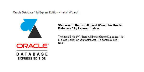 tutoriel telecharger Oracle Database Express gratuit