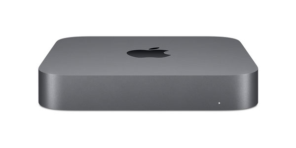 photo Apple Mac mini 2018 2019