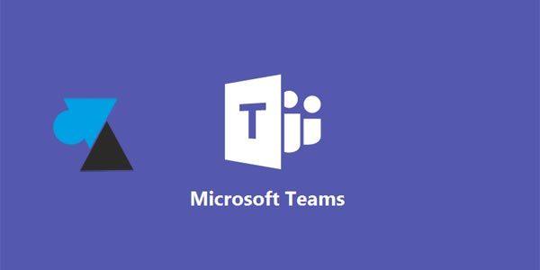 Désactiver le démarrage plein écran de Microsoft Teams
