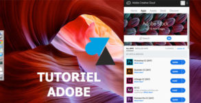 WF tutoriel Adobe CC Creative Cloud