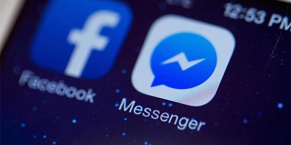 Facebook Messenger application mobile app