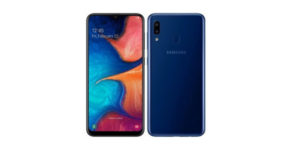 photo Samsung Galaxy A20