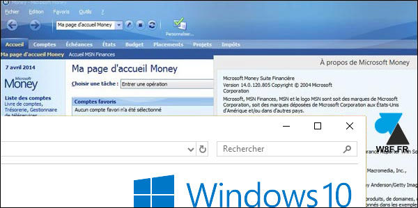 Télécharger Microsoft Money pour Windows 10 (gratuit)
