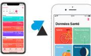 iPhone : supprimer les données de santé