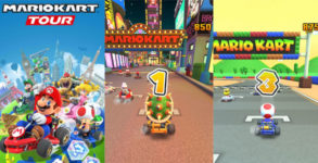 Mario Kart Tour Android iPhone iOS iPad