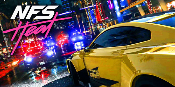 NFS Need for Speed Heat